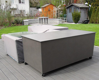kissentruhen rege outdoorm bel und gartenm bel. Black Bedroom Furniture Sets. Home Design Ideas