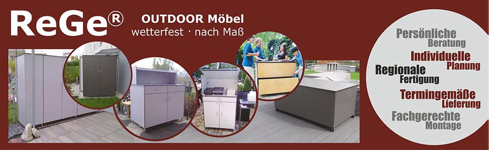 ReGe - Outdoormöbel und Gartenmöbel