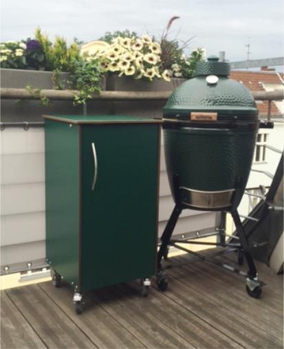 Balkonschrank wetterfest | ReGe - Outdoormöbel und Gartenmöbel