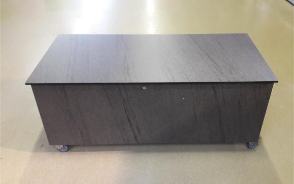 HPL-Kissenbox wasserdicht