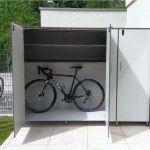 Gartenschrank nach Maß für Fahrräder