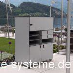 HPL-Servante, HPL-Serviceschrank